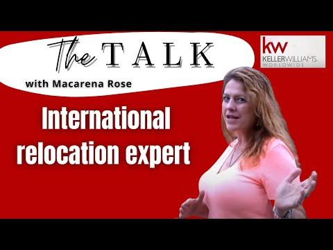 International relocation expert
