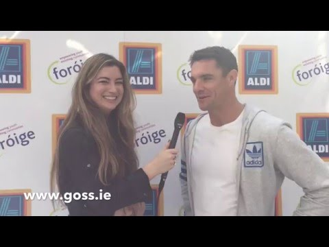 Goss.ie chats to rugby legend Dan Carter