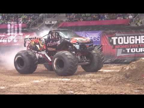 TMB TV: Monster Trucks Unlimited 8.5 - Toughest Monster Truck Tour - Independence, MO