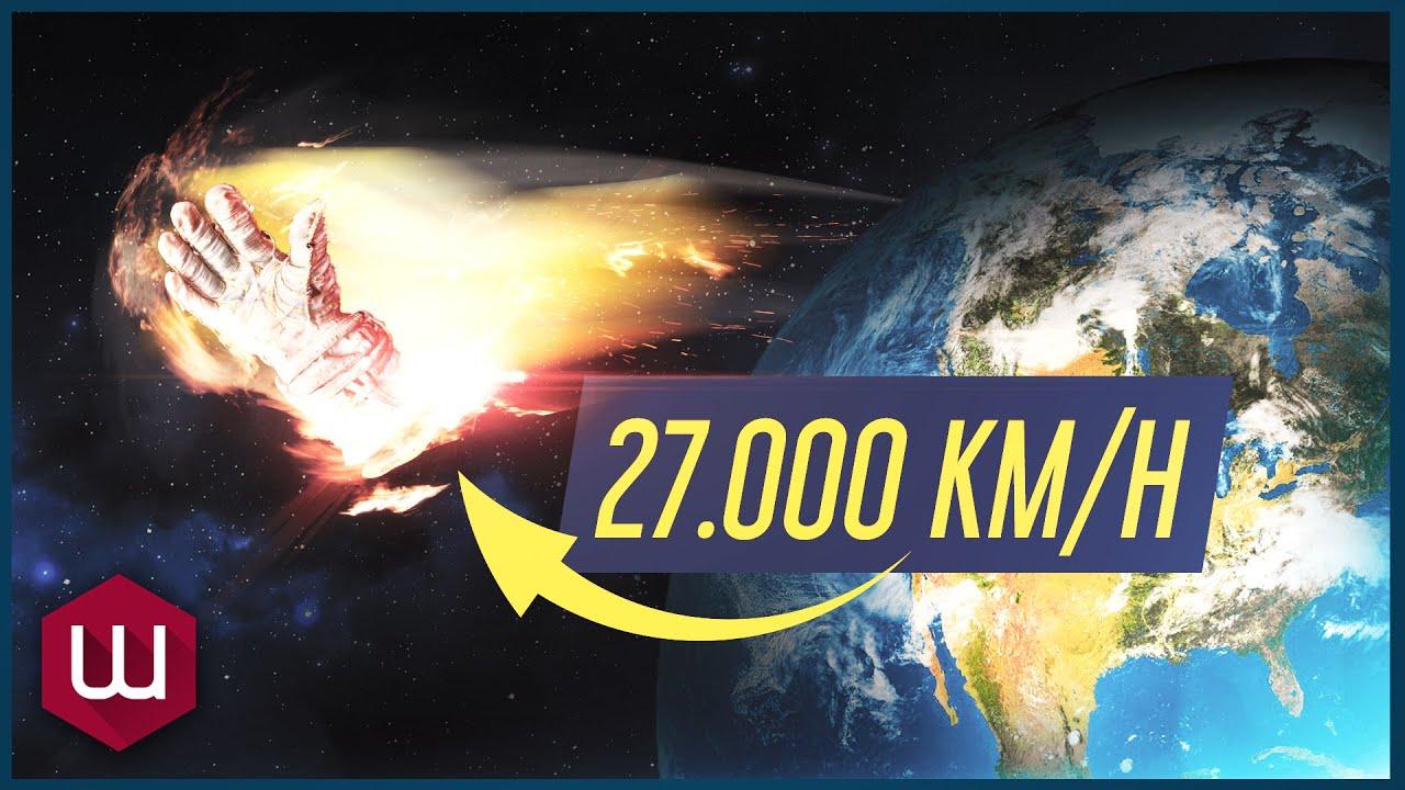 Wie gefährlich ist Weltraumschrott?