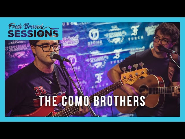 Fresh Brewed Sessions | Como Brothers | Shooting Star