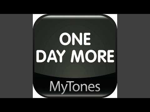 One Day More - Ringtone