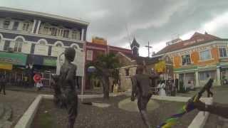 St. James Street in Montego Bay