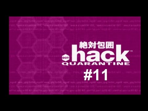 Let's Play .hack//Quarantine #11 - Chasing the Cursed Wave