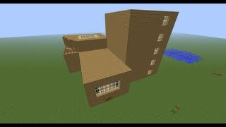 minecraft creations hotel cool