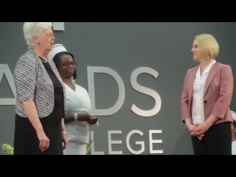 Midlands Technical College Nurse Pinning Ceremony
