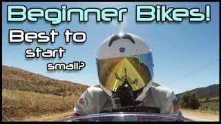 Beginner Bikes: Best To Start Small?
