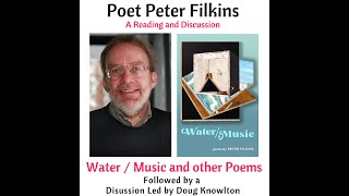 A Special Poetry Reading with Peter Filkins