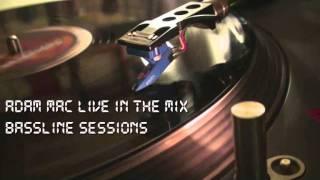 Adam Mac - Live Old Skool Bassline 4x4 Mix