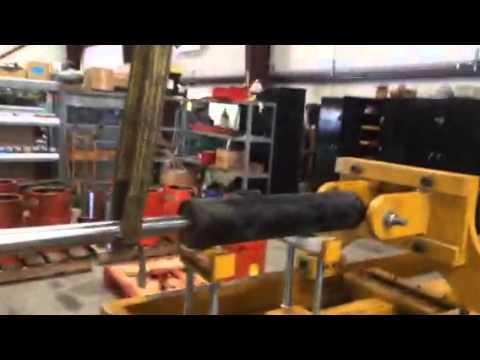 Cylinder Tear Down Bench