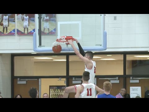 Huntington North Beats Homestead In Sectional Action On 2/26/19