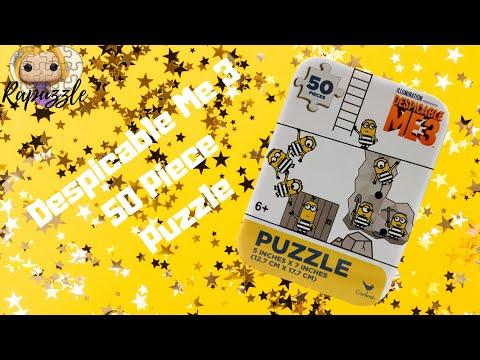 Despicable Me 3 50 Piece Puzzle