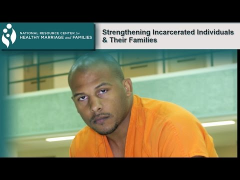 Strengthening Incarcerated Individuals through Healthy Relationship Education