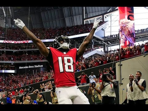 The Pat And Aaron Show - You Have To Start Calvin Ridley In Fantasy Football