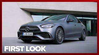2022 Mercedes-Benz C-Class gains standard hybrid tech and S-Class smarts