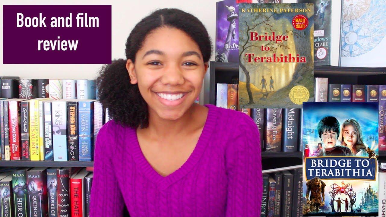 Bridge to Terabithia book and film review!
