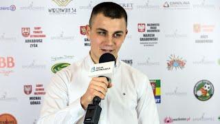 Sportowiec Roku 2019: Damian Słowik siódmy w głosowaniu czytelników