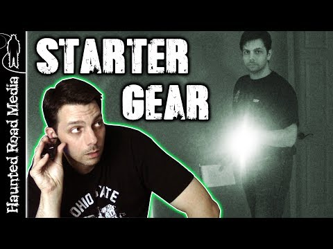 Best Paranormal Equipment For The Beginning Ghost Hunter!