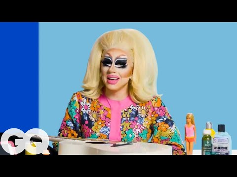 10 Things Trixie Mattel Can't Live Without   GQ