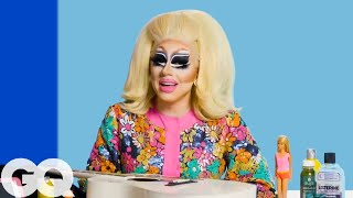10 Things Trixie Mattel Can't Live Without | GQ