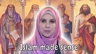 Gambar cover Only Islam Made Sense to Me - Convert to Islam