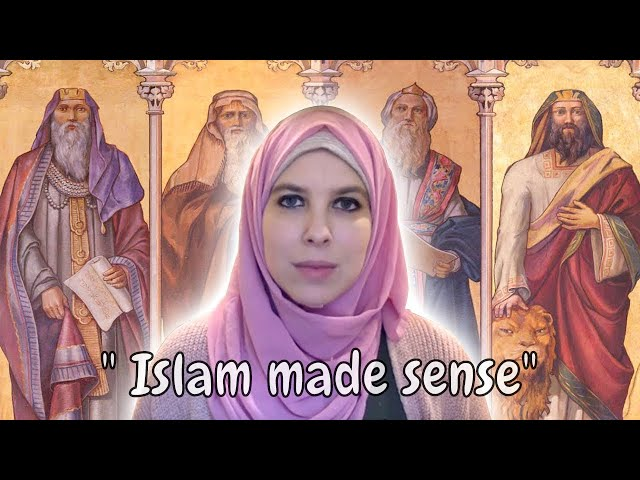 Only Islam Made Sense to Me - Convert to Islam