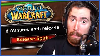 Asmongold Reacts Should Blizzard Bring Bgs Early - My Thoughts On Phase 2 Of Classic Wow