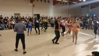Quarti di Finale Salsa Cubana Adulti B - Nazionale Federcaribe 2017