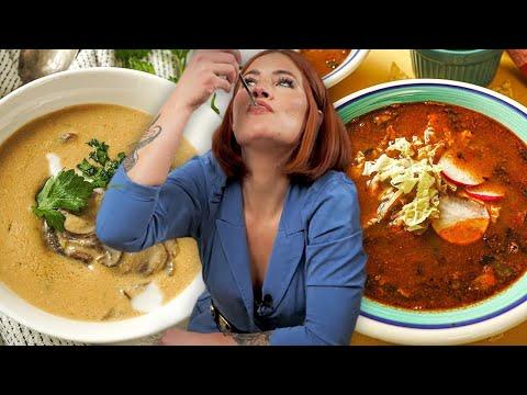 I Made Your Favourite Soups VEGAN! | Cozy One Pot Vegan Dinner