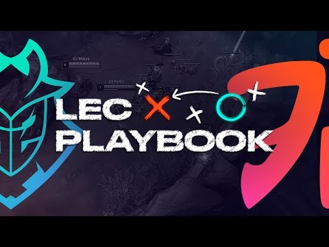 LEC Playbook - How G2 snowball using a Teleport Advantage