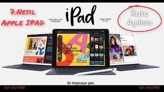 iPad Apple 7.Nesil 10.2 inç (2019)  Kutu Açılışı ve Mini İnceleme