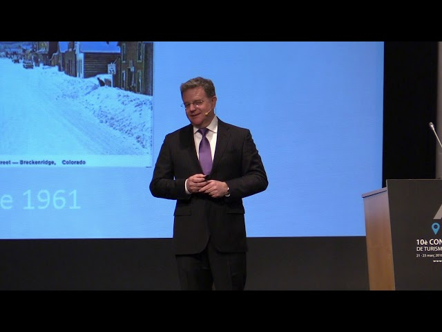 Mountainlikers 2018 ANDORRA - Closing Keynote -Mr. Sam MARTIN