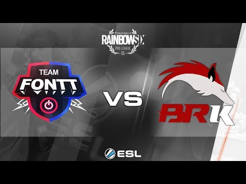Rainbow Six Pro League - Season 3 - LATAM - Team Fontt vs. BRK e-Sports - Week 5