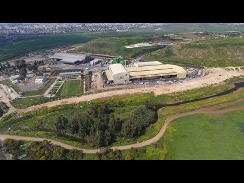 "RDF Plant - Hiriya Recycling Park : From Waste to Energy for ""Nesher"""