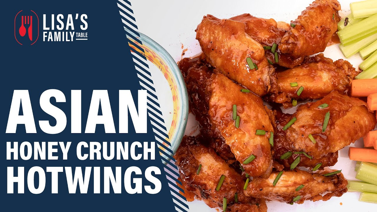 How to make Asian Honey Nuclear Hot Wings