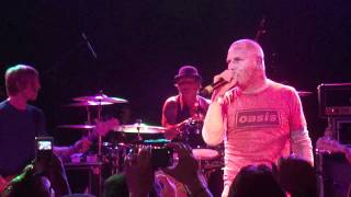 Camp Freddy with Corey Taylor - Sex Type Thing - Roxy 12/23/11