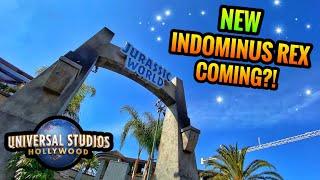 Jurassic World the Ride, Nintendo World & Secret Life of Pets! | Universal Studios Hollywood
