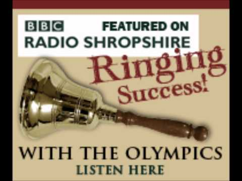 BBC Radio Shropshire   Black Country Metal Works Olympics Bells Feature