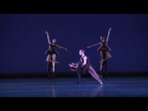 Dance Theatre of Harlem - New Bach Excerpts - Coming Sat, Jan 14, 2017