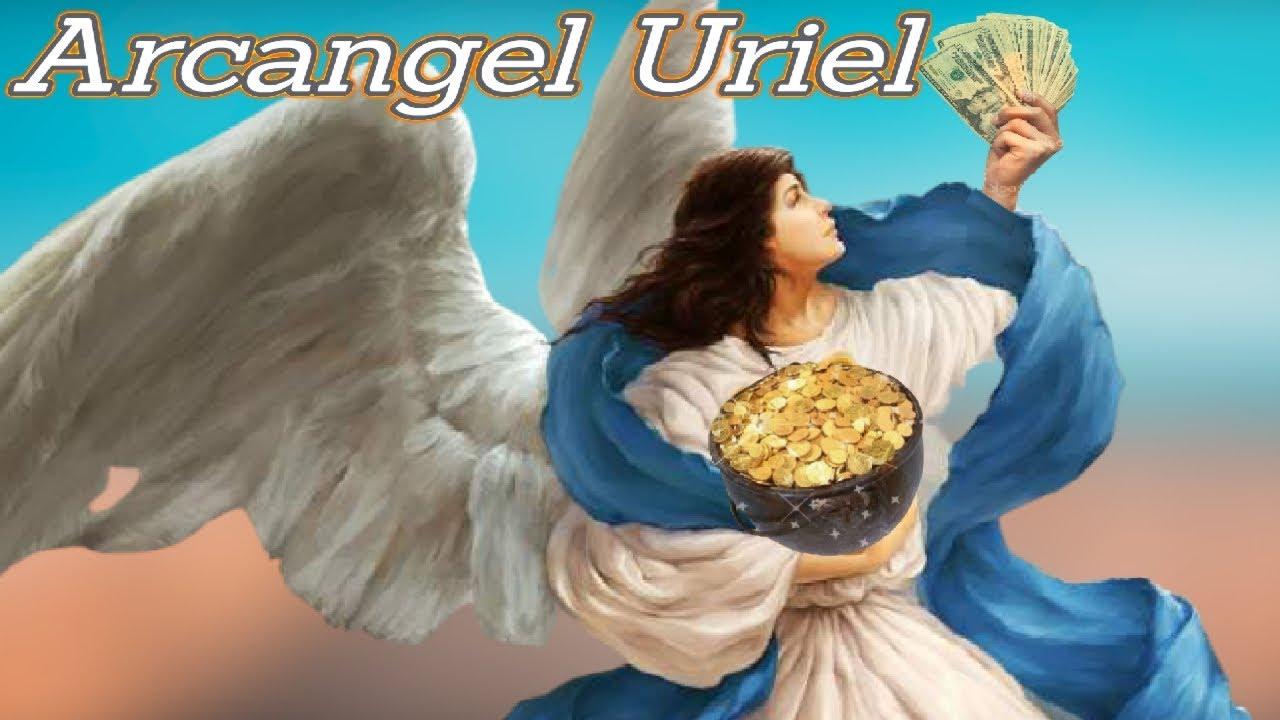 Atraer Dinero Mientras Duermes Musica Arcangel Uriel El Angel Del Dinero 520 Rayo Oro Rubi 2021 Youtube