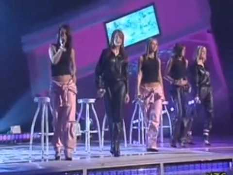 Girls Aloud - Stay Another Day (Popstars The Rivals 2002)