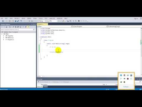 C# Console Arttırma Eksiltme Operatörleri