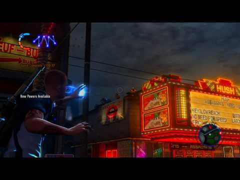 inFamous 2 100% Good Karma Walkthrough Part 15, 720p HD (NO COMMENTARY)