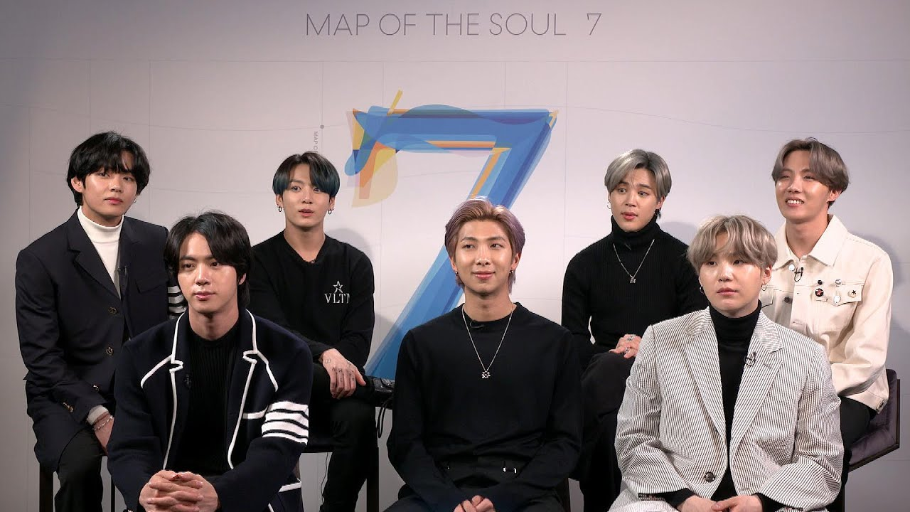 BTS on the Part of  'Map of the Soul: 7' That Gives Them GOOSEBUMPS | Full Interview