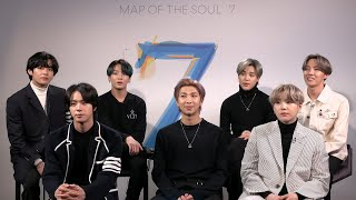 Baixar BTS on the Part of  'Map of the Soul: 7' That Gives Them GOOSEBUMPS | Full Interview