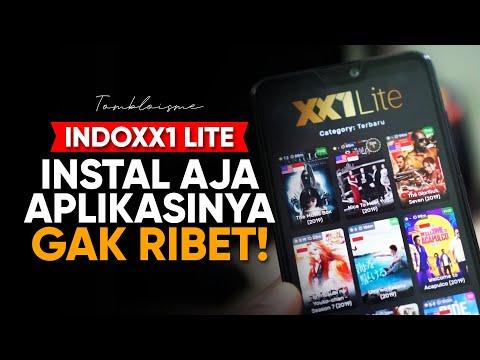 Cara Instal INDOXX1 LITE di Asus Zenfone Max Pro M2