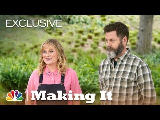 Making It - Whats in Nicks Bucket? (Digital Exclusive)