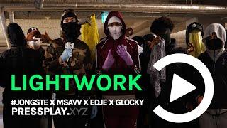 #Y.7H Jongste x Edje x Glocky - Lightwork Freestyle 🇳🇱 (Prod. Kauwboy) | Pressplay