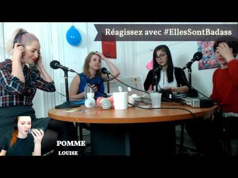 You Go Girl sur l'ambition avec Marine Aubin, Chloé Blondel et Betty — #EllesSontBadass