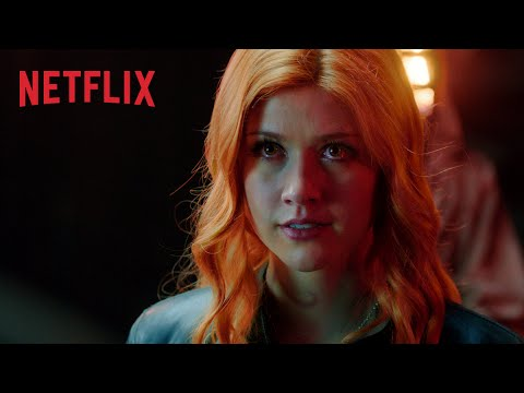 Shadowhunters - Trailer legendado - Netflix [HD]